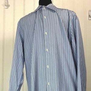 Banana Republic Mens Casual or Dress Shirt Fitted